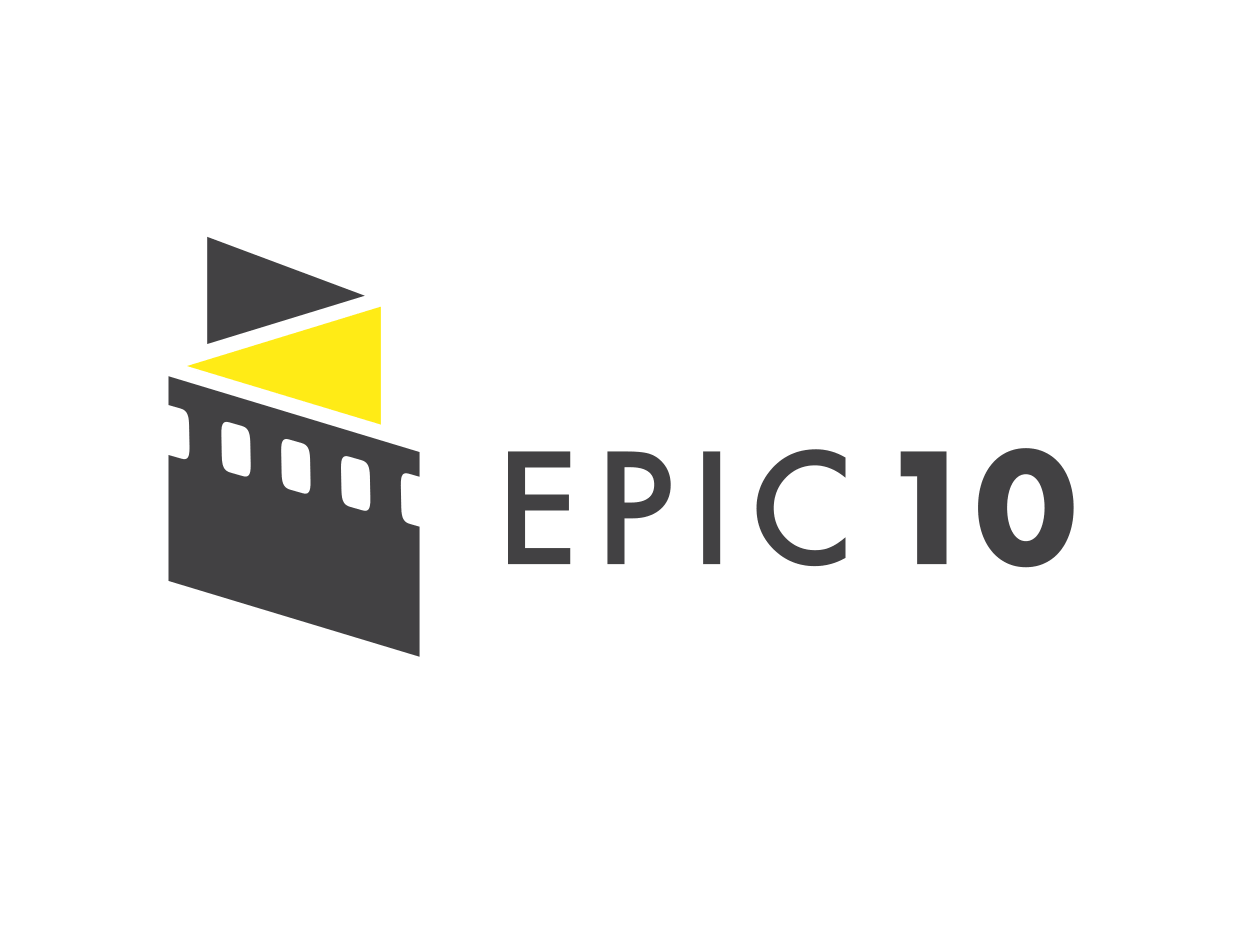 EPIC10 Film Studio logo