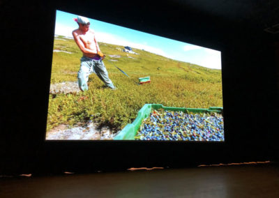 Downeast Coastal Conservancy Screening of Voices from the Barrens at U Maine Machais